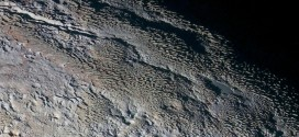 Nasa's Latest Pluto Photos Reveal Snakeskin-Like Surface Features