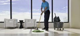 Understanding Commercial Janitorial Services