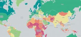 People's access to the internet, mapped