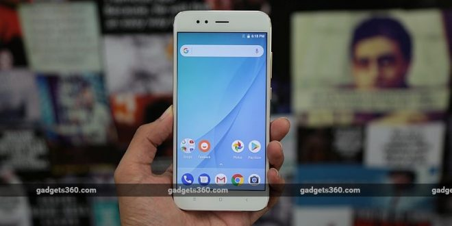 Xiaomi Mi A1 First Impressions Google S Android One Makes